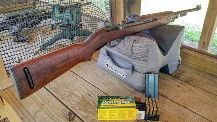 M1 Carbine Range Day Article
