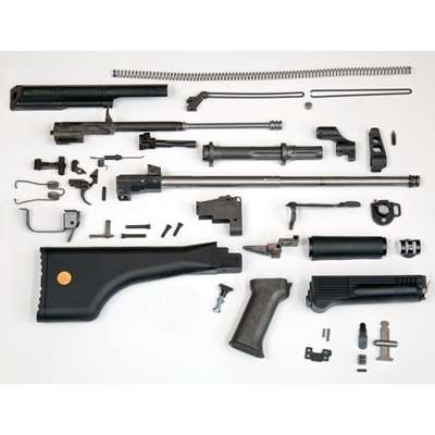 US Made AK-47 Blemished Parts Kit